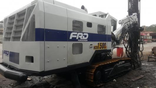 Cho thuê máy khoan đá Furukaw 1500 ED2